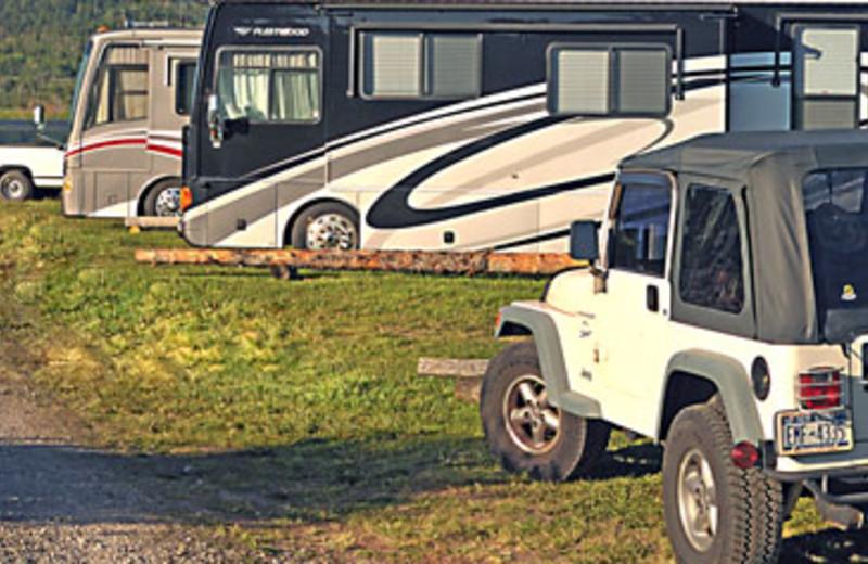 RV Park at Teton Range Resort