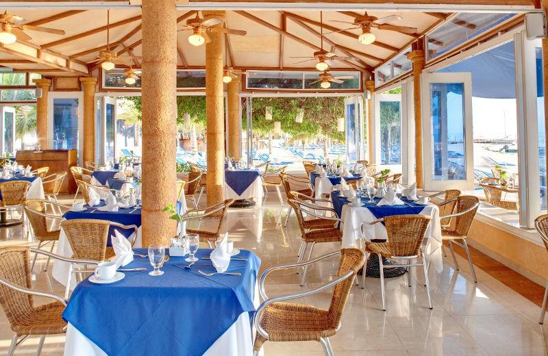 Restaurant at Barcelo Costa Cancun
