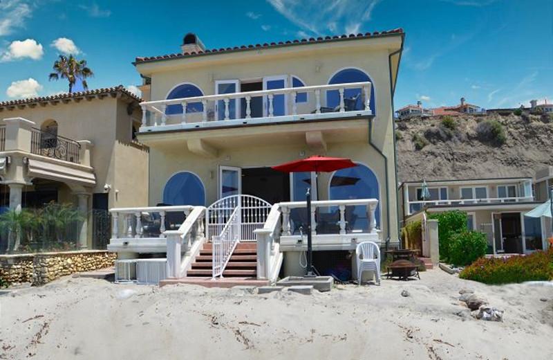 Rental exterior at Capistrano Realty.