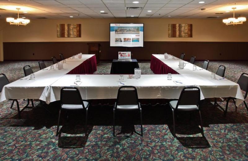 Meetings at Harbor Shores on Lake Geneva.