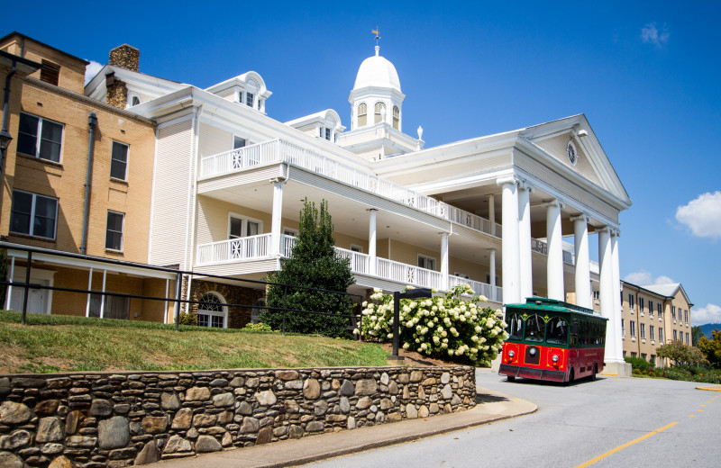 Lambuth Inn at Lake Junaluska Conference and Retreat Center is on the National Register of Historic Places. Built in 1921, the inn was renovated in 2018.