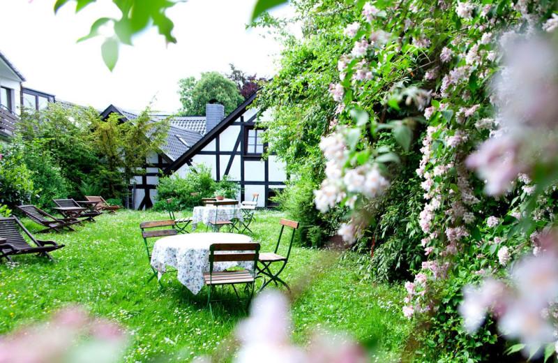 Garden at Alte Vogtei.