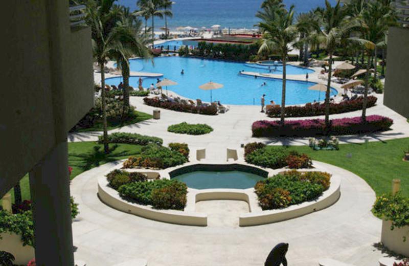 Outdoor Pool at Hola Grand Faro Los Cabos
