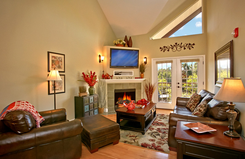 Luxury at the Appleview River Resort.