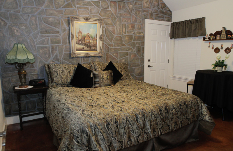 Guest room at MD Resort Bed & Breakfast.