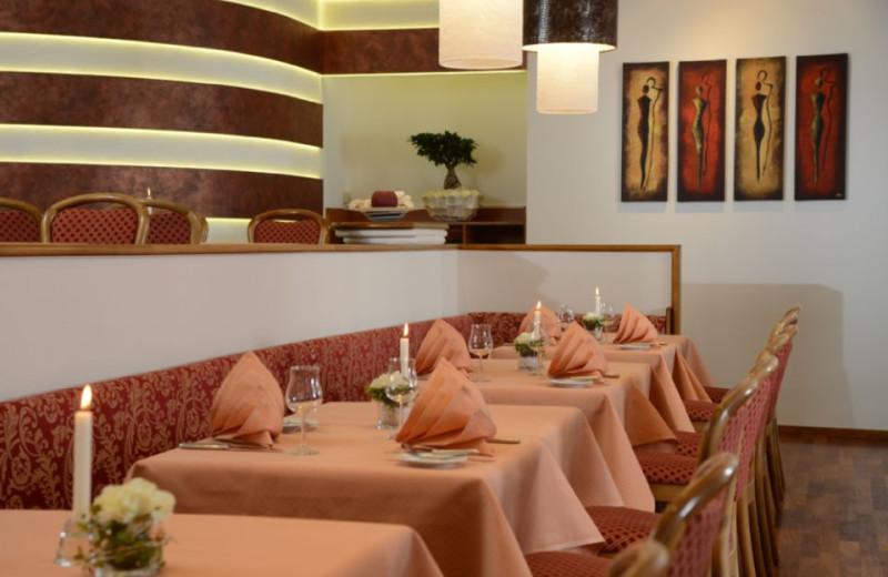 Dining at BEST WESTERN Parkhotel Weingarten.