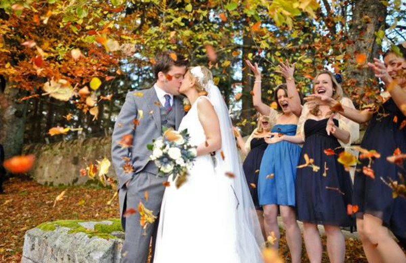 Weddings at Waterbury Inn Condominium Resort.