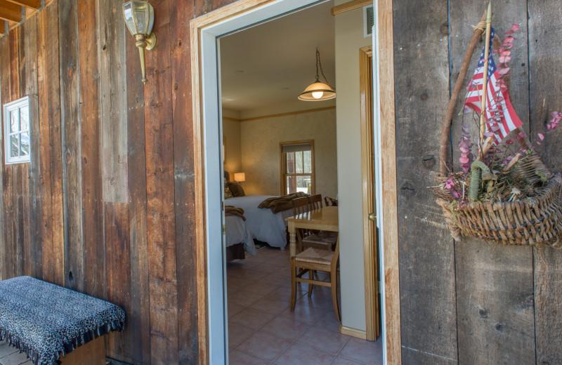 Interior at Twin Lakes Roadlodge.
