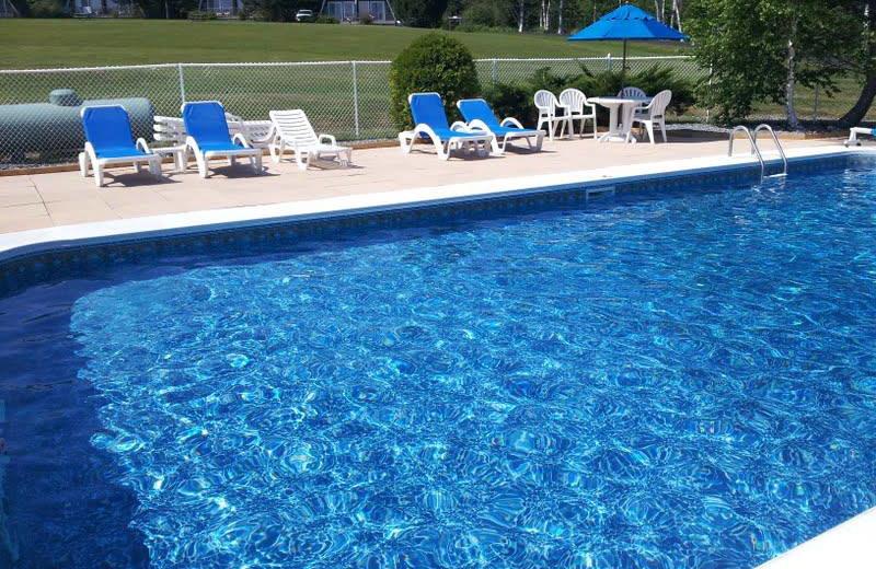 Pool at Silver Dart Lodge