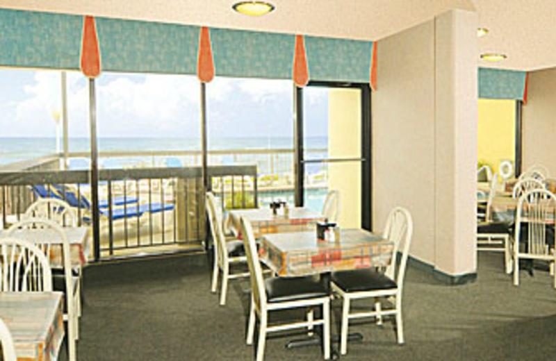 Interior View at The Breakers Resort Inn