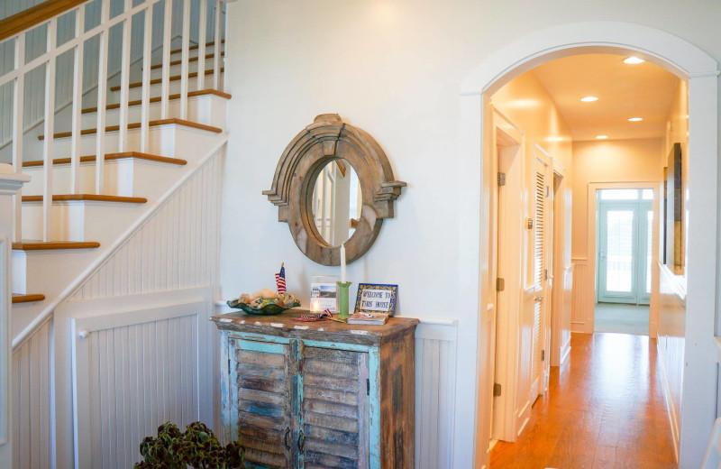 Rental interior at Realty World - First Coast Realty.