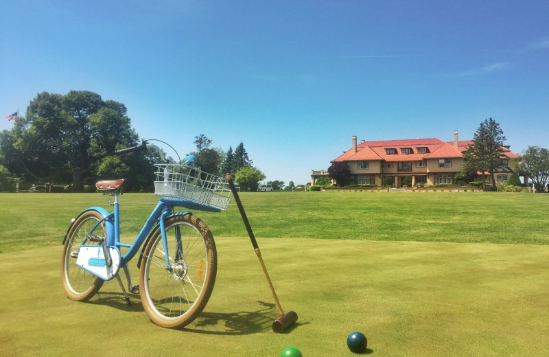 Exterior view of Ocean Edge Resort & Golf Club.