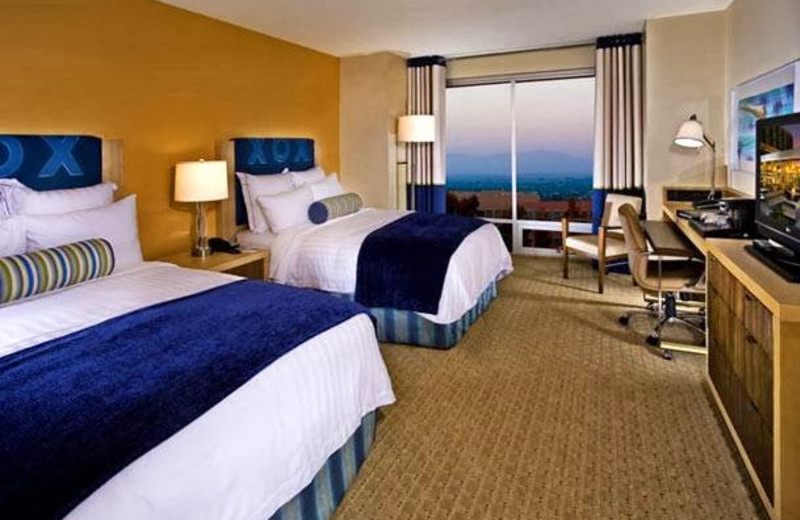 Guest room at Renaissance ClubSport Aliso Viejo.