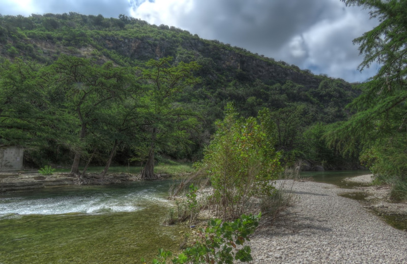 River near Frio River Vacation Rentals.