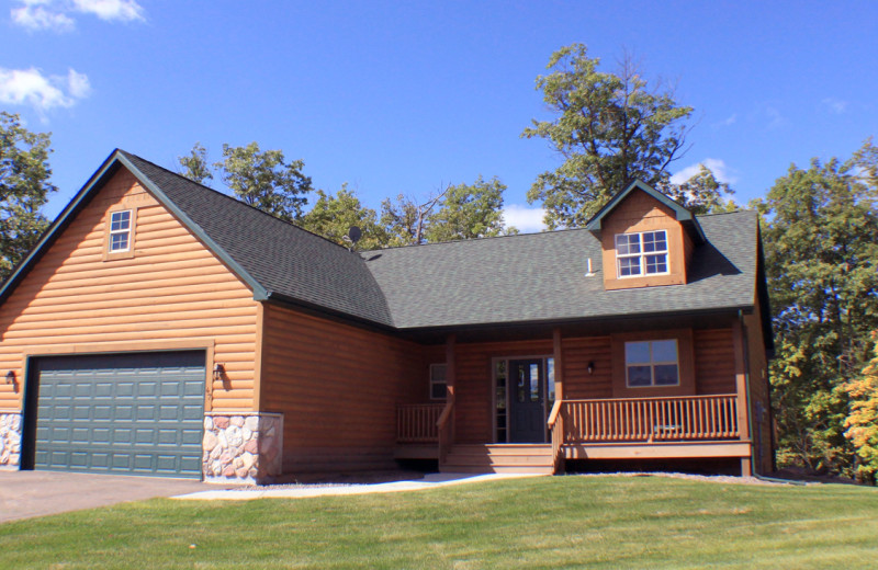 Cabin at Big Sandy Lodge & Resort.