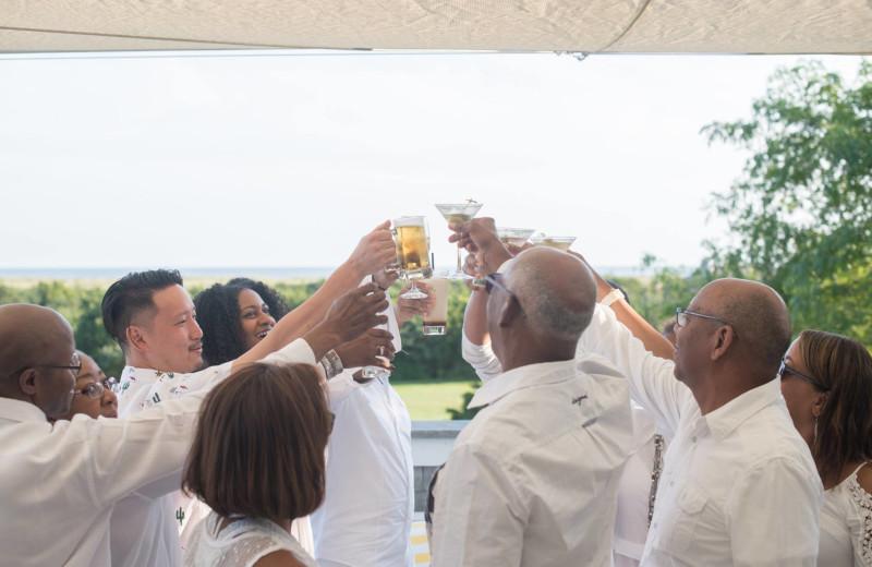 Weddings at Winnetu Oceanside Resort.