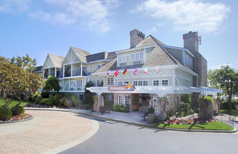 Exterior at the Carlsbad Inn Beach Resort
