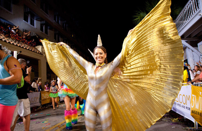Festival at Rent Key West Vacations.