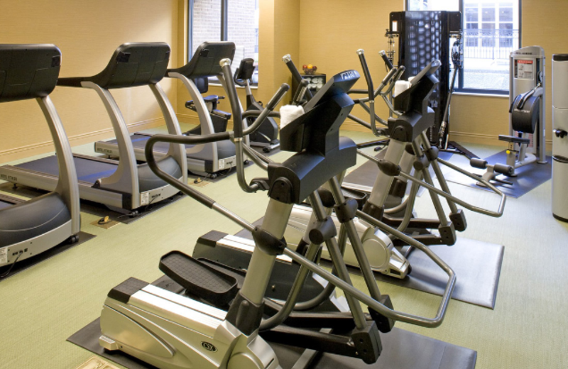 Fitness Center at Andaz Savannah