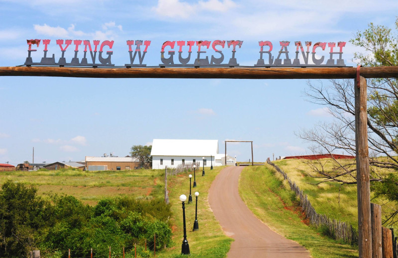 Ranch at Flying W Guest Ranch.