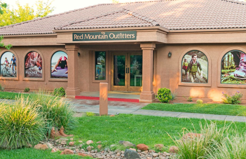 Outfitter at Red Mountain Resort & Spa.