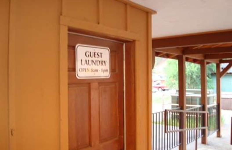 Guest Laundry Services at Lifts West Condominium Hotel