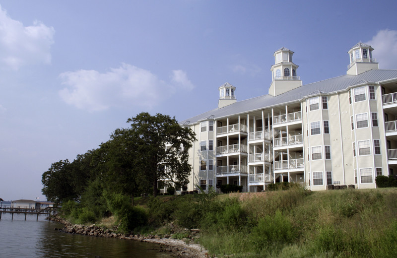 Exterior view of Silverleaf Resorts, Inc.