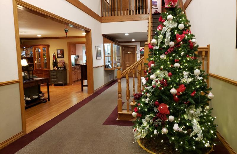 Christmas at High Point Inn.