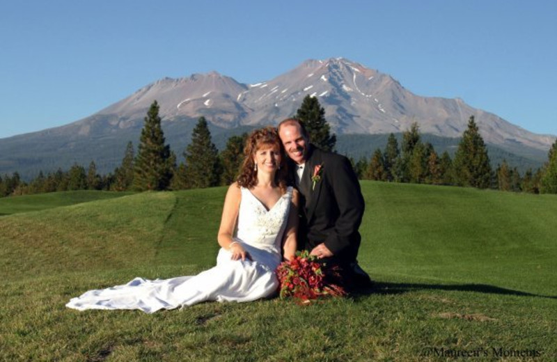 Wedding at Mount Shasta Resort