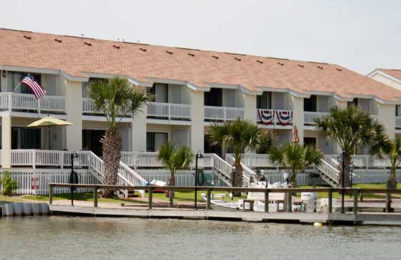 Waterfront at Kontiki Beach Resort Condos