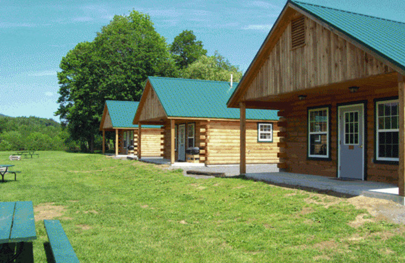 Cabins at North Country Rivers