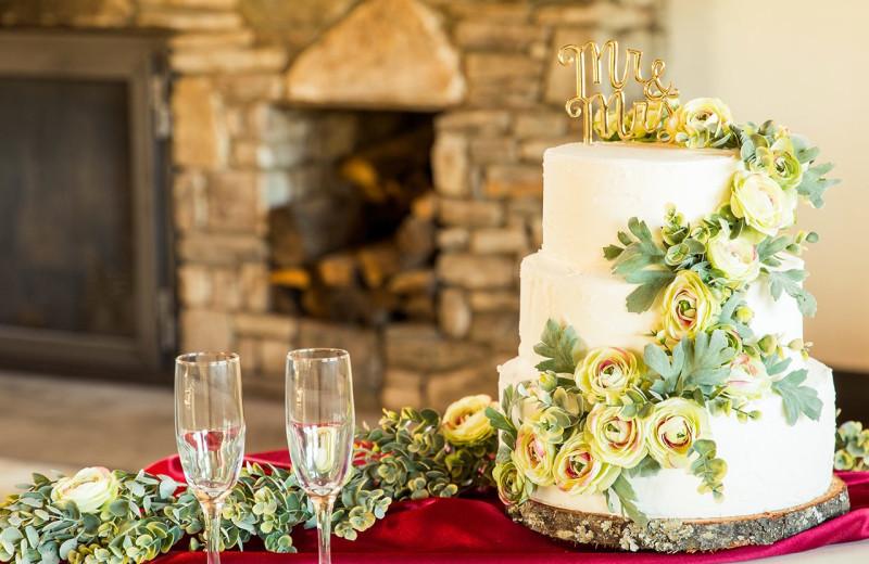 Weddings at Yogi Bear's Camp Golden Valley.