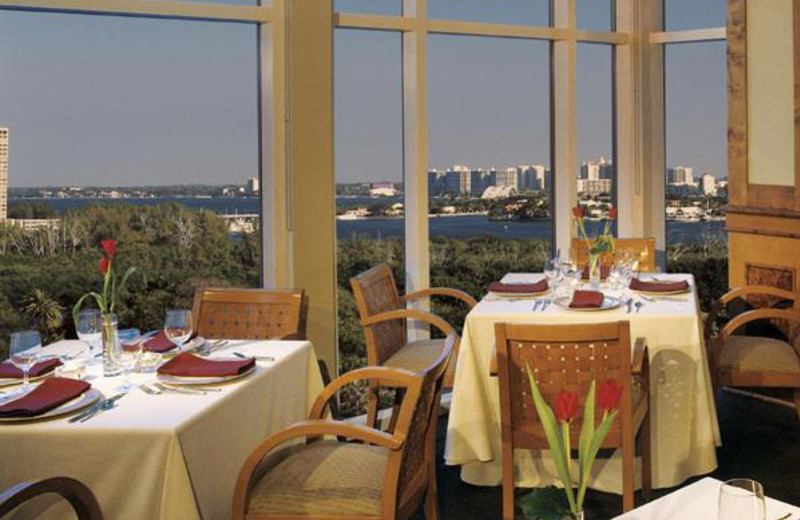 Fine Dining at Lido Beach Resort