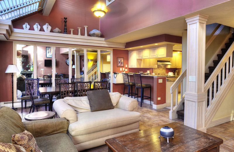 Guest villa at Beaver Run Resort & Conference Center.