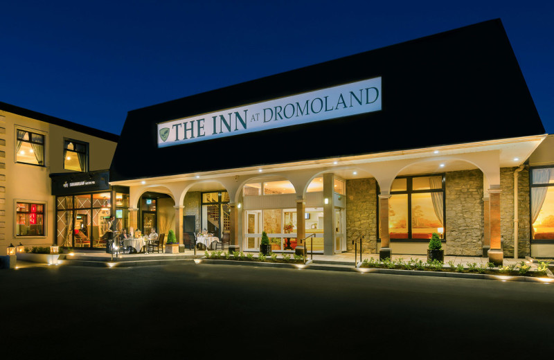 Exterior view of The Inn At Dromoland.
