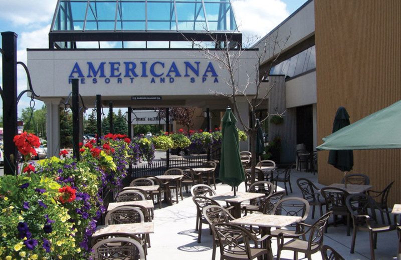Exterior View of Americana Conference Resort
