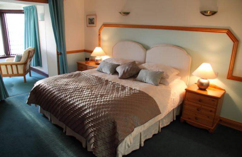 Bedroom at Rickla.