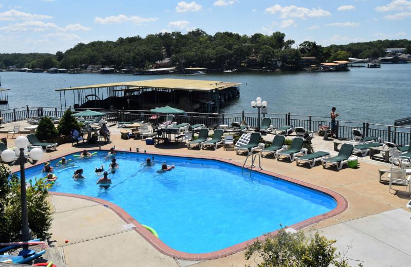 Outdoor pool at Summerset Inn Resort