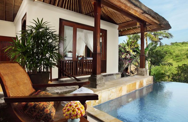 Guest villa at Ibah Luxury Villas.