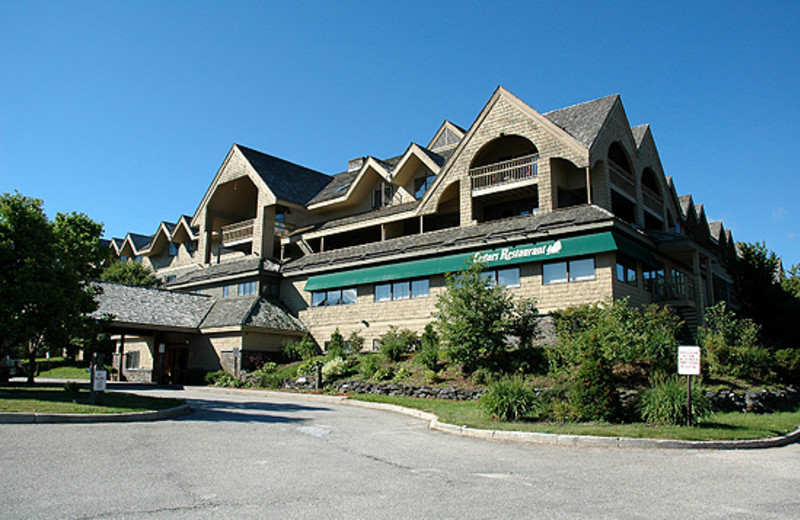 Exterior View at Inn of the Six Mountains