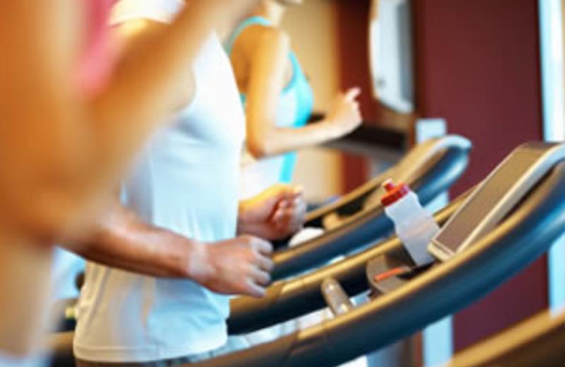 Fitness Center at Bar Harbor Regency