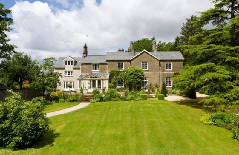 Exterior view of Old Vicarage Country House Hotel.