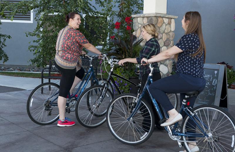 Complimentary Bike Rental