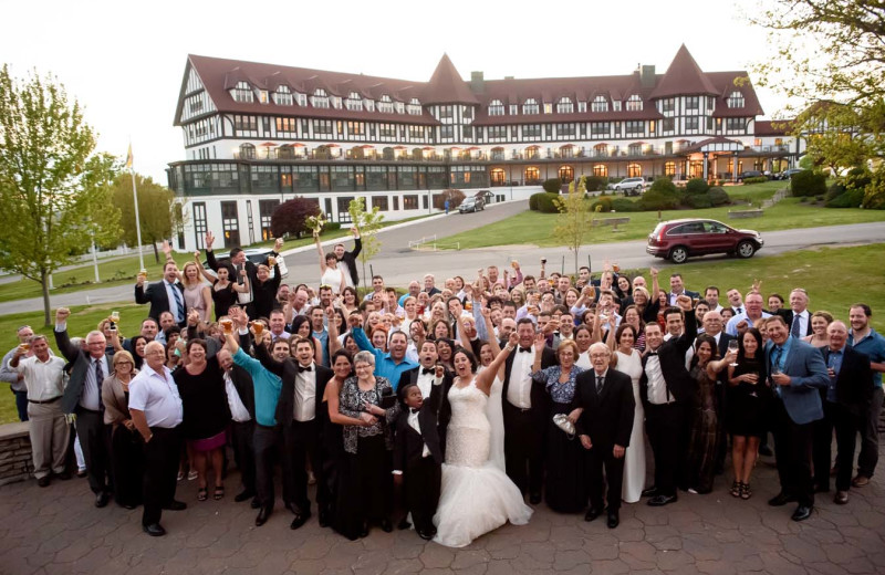 Weddings at The Algonquin Resort St. Andrews by-the-Sea, Autograph Collection.