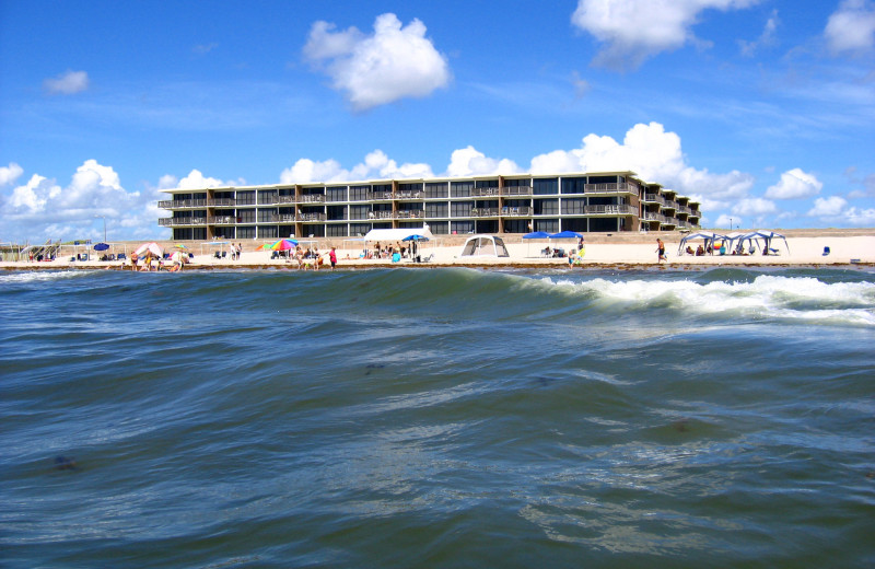 Island House Beach Front Condominiums
