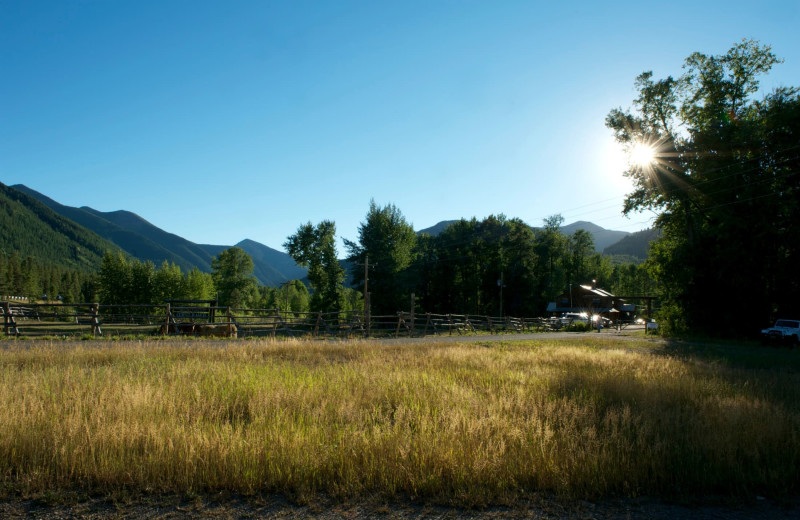 Exterior view of Bear Creek Ranch.