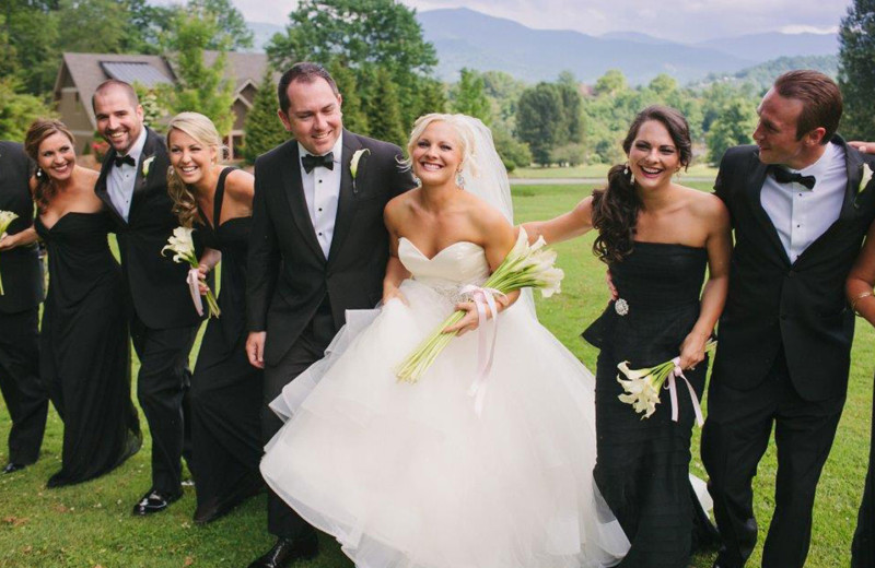 Weddings at Laurel Ridge Country Club & Event Center.