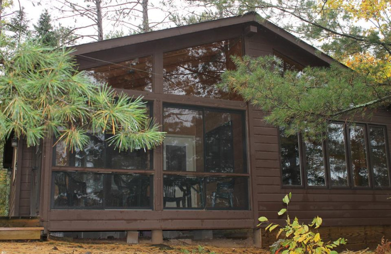 Cabin at Lake Owen Resort