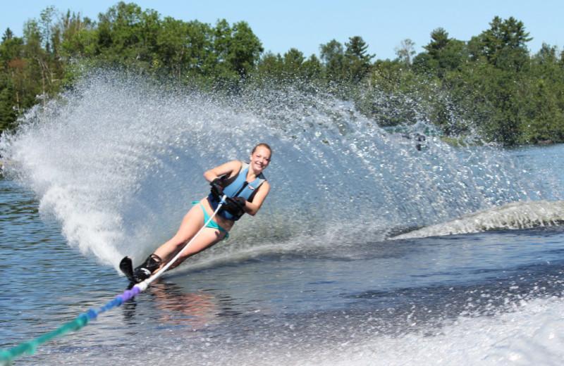 Water Activities at Pehrson Lodge Resort
