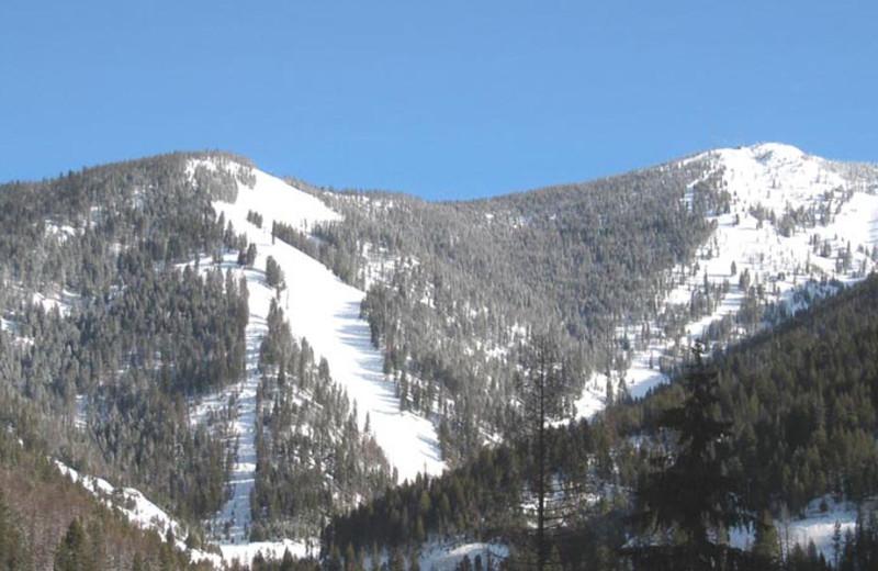 Snowbowl near Ninepipes Lodge.